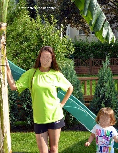 Sonnenschutz mit IQ-Company