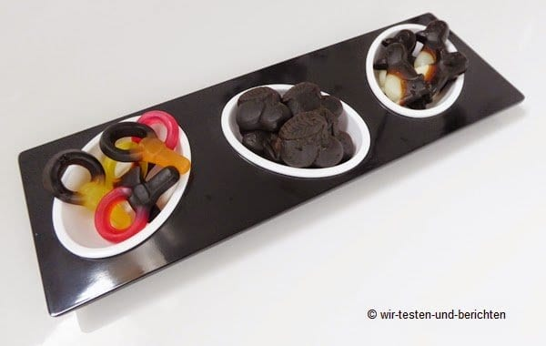 Fingerfood 3er Set von Mebel