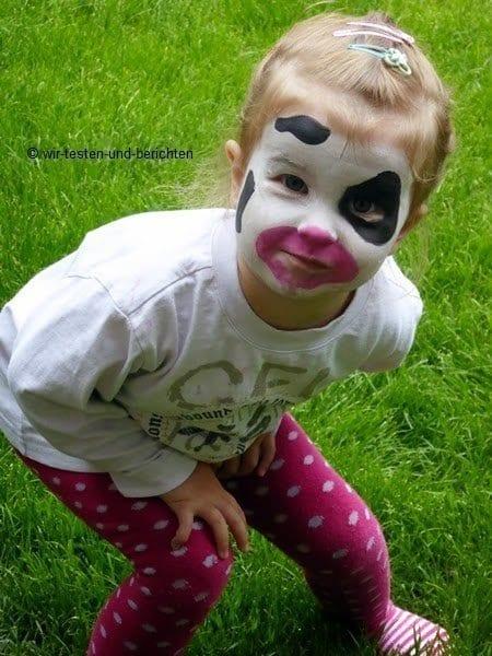 Kinderschminken: Aquaschminke im Test