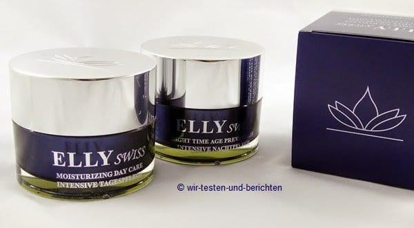 Werde Produkttester für ELLY SWISS Gesichtspflege