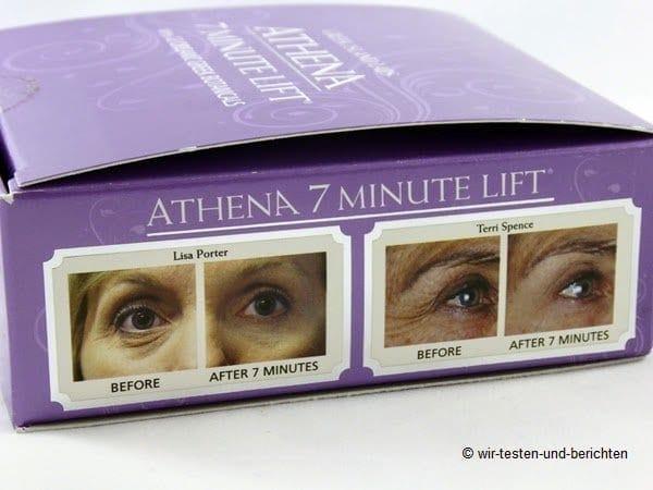 Erfahrungen mit ATHENA 7 MINUTE LIFT