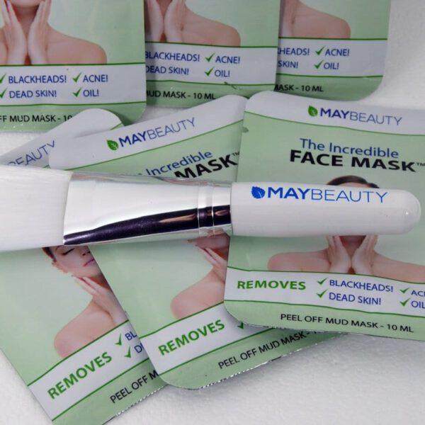 Peel Off Maske von Maybeauty - Mitesser ade! 4