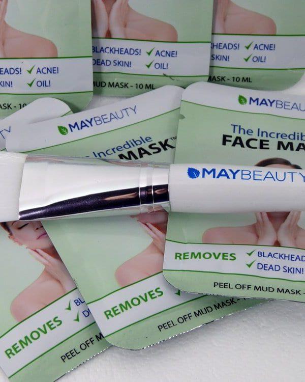 Peel Off Maske von Maybeauty - Mitesser ade! 20
