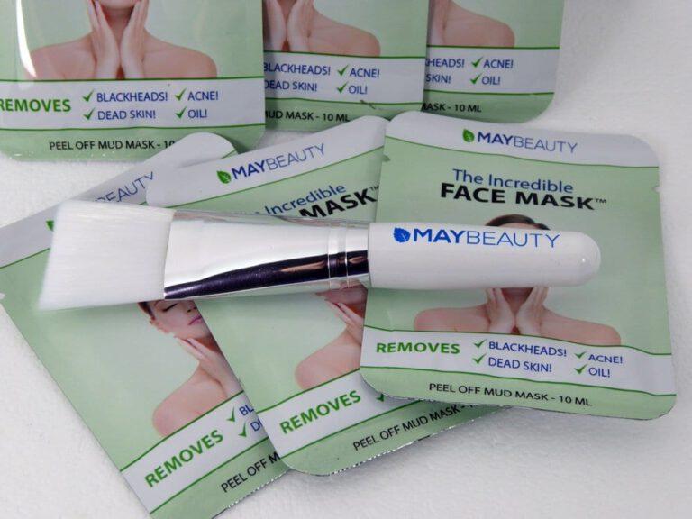 Peel Off Maske von Maybeauty - Mitesser ade! 10