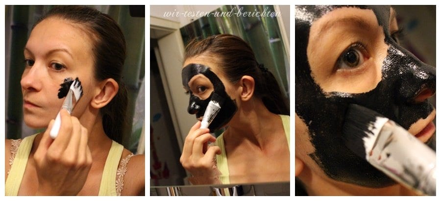 Produkttest: Peel Off Facemask von Maybeauty