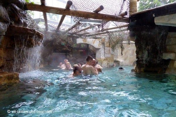Center Parcs Het Heijderbos - Erfahrungsbericht, Reisebericht