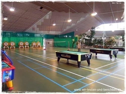 Center Parcs de Vossemeren - Erfahrungsbericht, Reisebericht