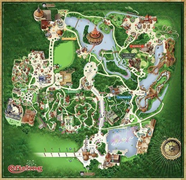 Efteling, der größte Freizeitpark der Niederlande 13
