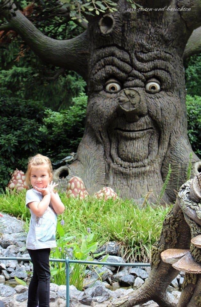 Sprechender Märchenbaum Efteling