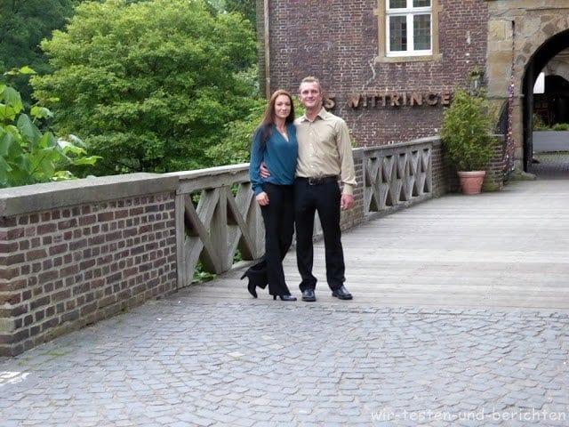 MyDays Erfahrungsbericht: Krimidinner Wasserschloss Gladbeck