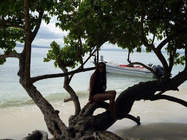 Ausflug nach Cayo Levantado (Bacardi Insel) 7