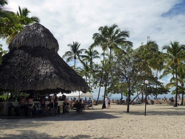 Ausflug nach Cayo Levantado (Bacardi Insel) 6