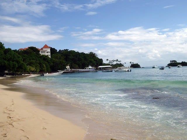 Ausflug nach Cayo Levantado (Bacardi Insel) 2