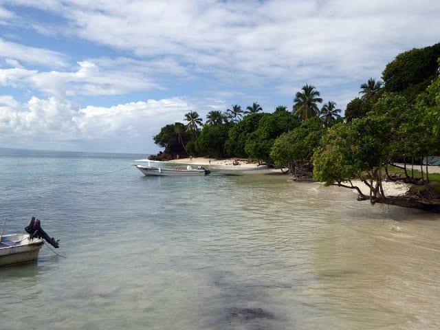 Ausflug nach Cayo Levantado (Bacardi Insel) 3