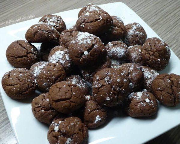 Rezept Nutella Kekse