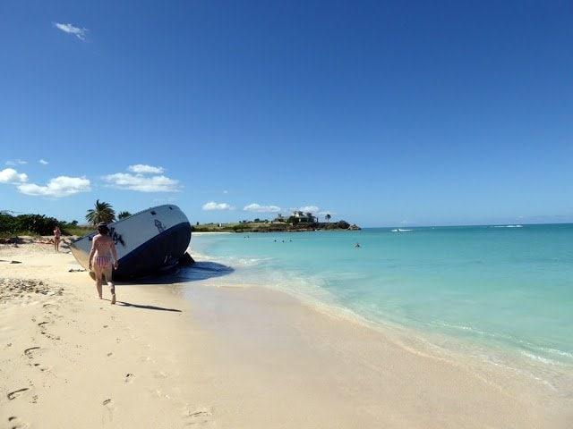 Strand von Antigua5