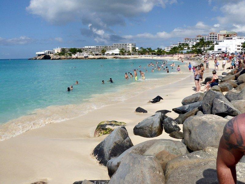 AIDA Karibik Kreuzfahrt: St. Maarten 9