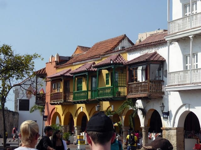 AIDA Kreuzfahrt - Kolumbien Cartagena