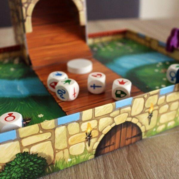 Ravensburger Burg Mengenstein Spieletest