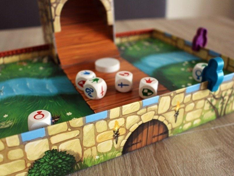 Burg Mengenstein Spieletest