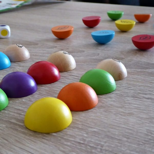 AMIGO Flori Vielfraß Spieletest