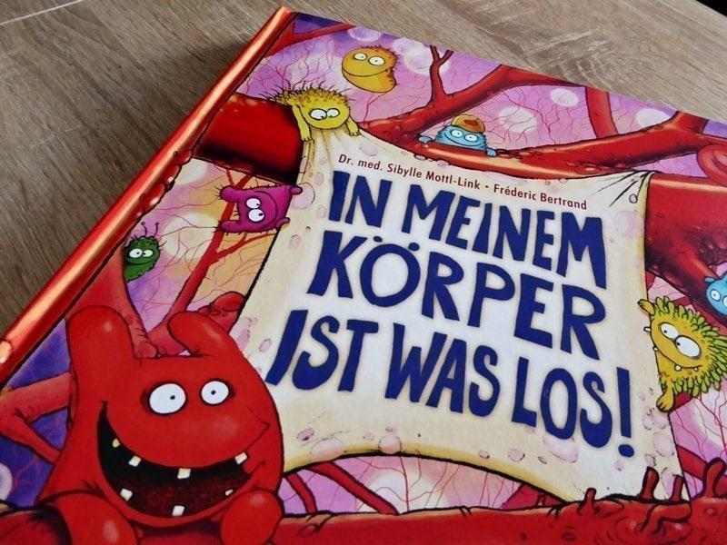 Kinderbuch: In meinem Körper ist was los 2