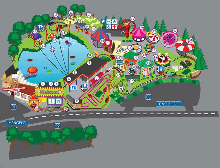 De Waarbeck Freizeitpark Rabatt-Gutschein