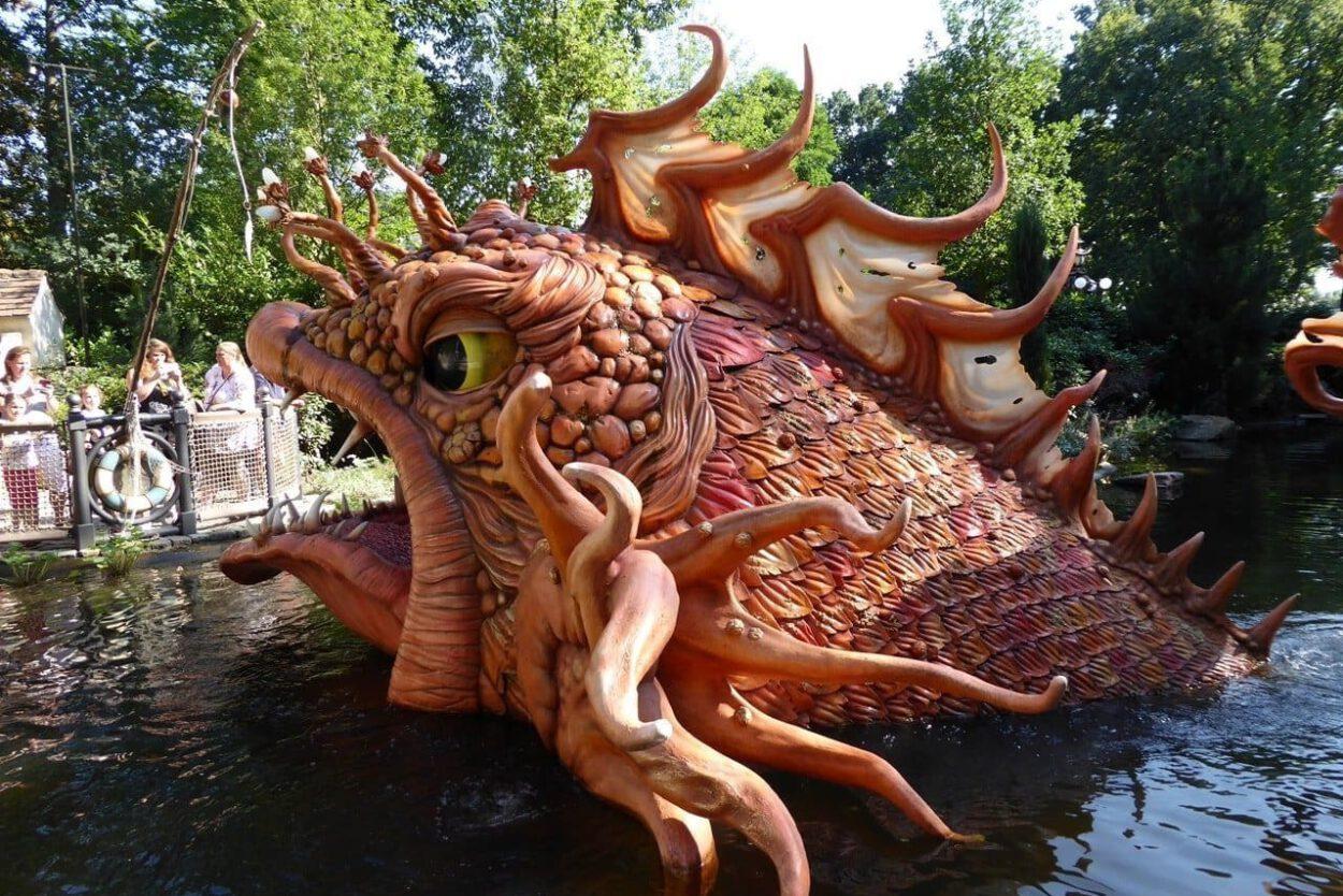 In Eftelings Märchenwald erwachen Märchen zum Leben 20