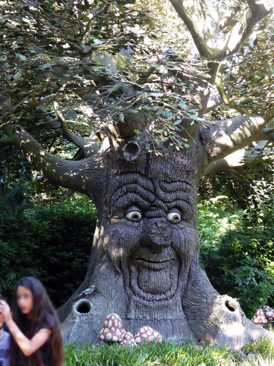 Efteling Märchenbaum