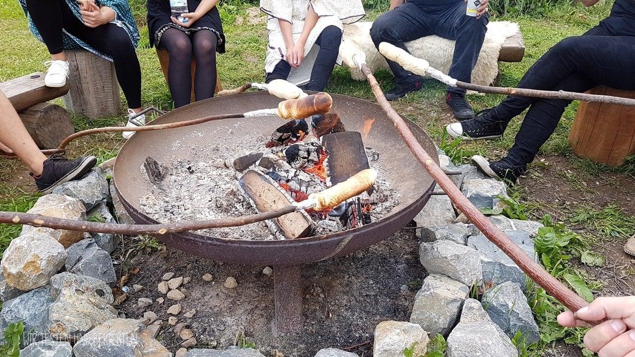 Stockbrot Elldus Resort Reisebericht Familienurlaub (19)