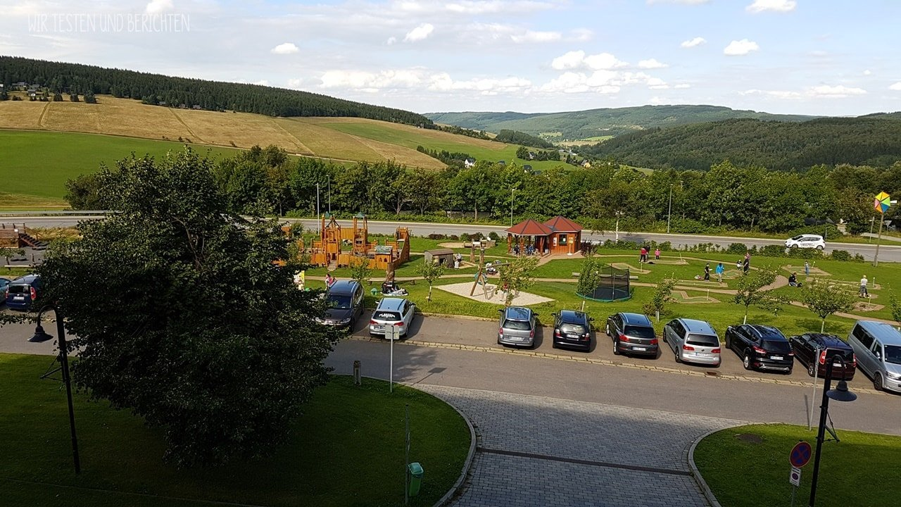 Freizeit Kinder Elldus Resort Familienurlaub