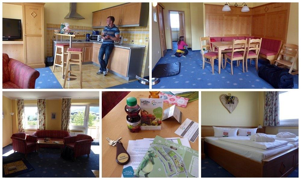 Familienappartment Elldus Resort Erfahrung / Bewertung