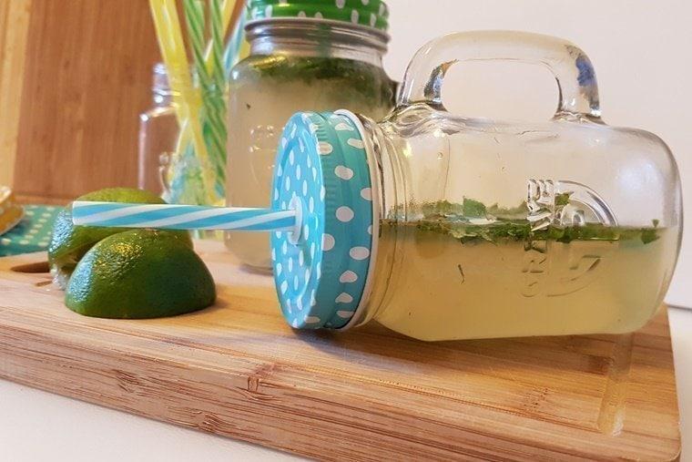 hausgemachte limonade erfrischend rezepte zum selbermachen. Black Bedroom Furniture Sets. Home Design Ideas