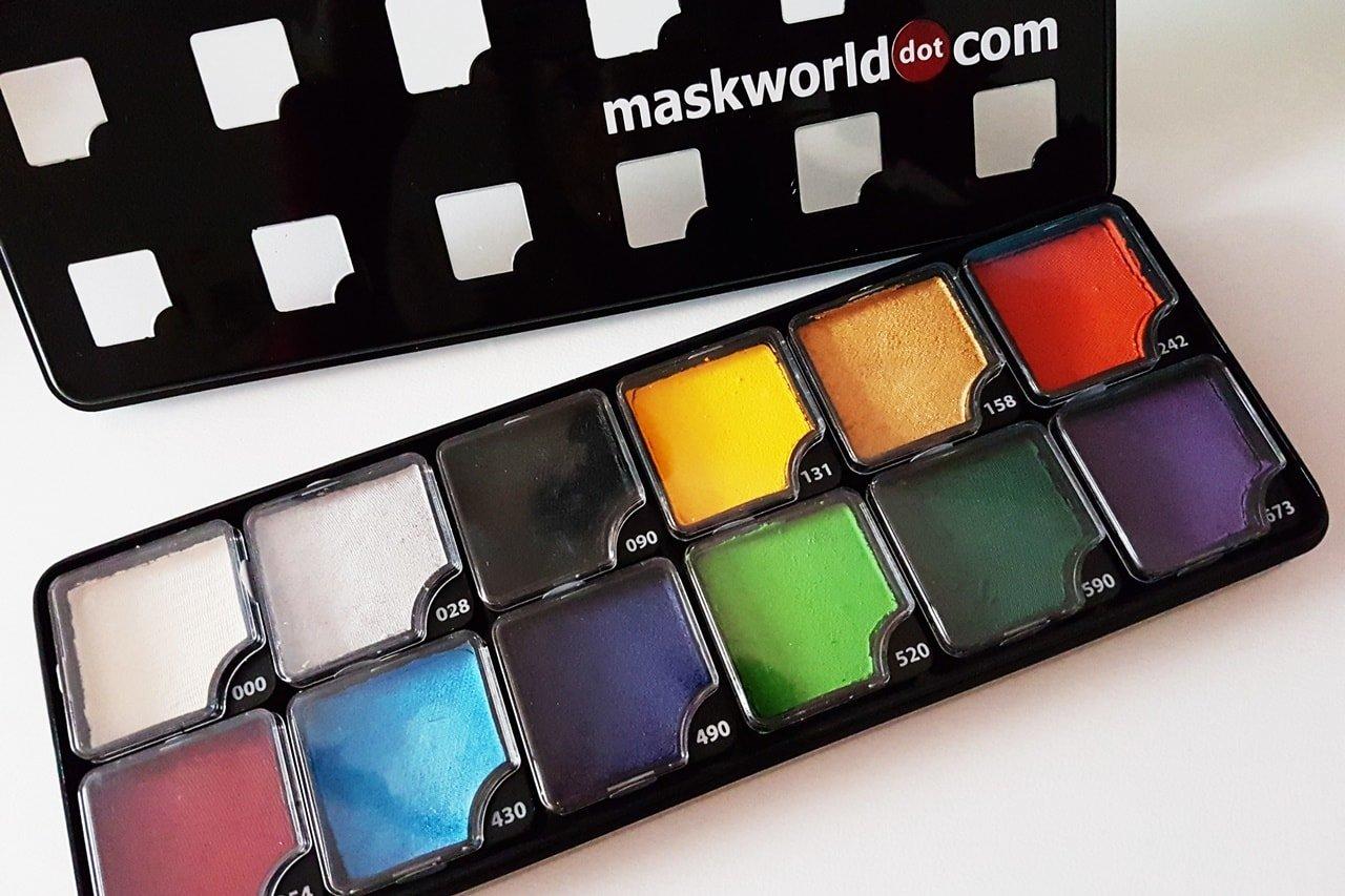 Erfahrungen Maskworld Aquafarben