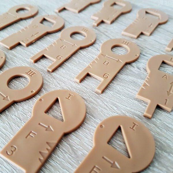 Noris Escape Room: Spielmaterial Schlüssel