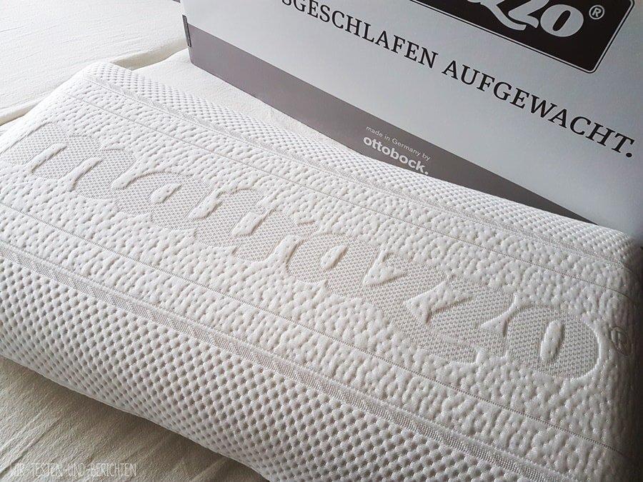 erfahrungsbericht unsere neuen matrazzo kissen. Black Bedroom Furniture Sets. Home Design Ideas