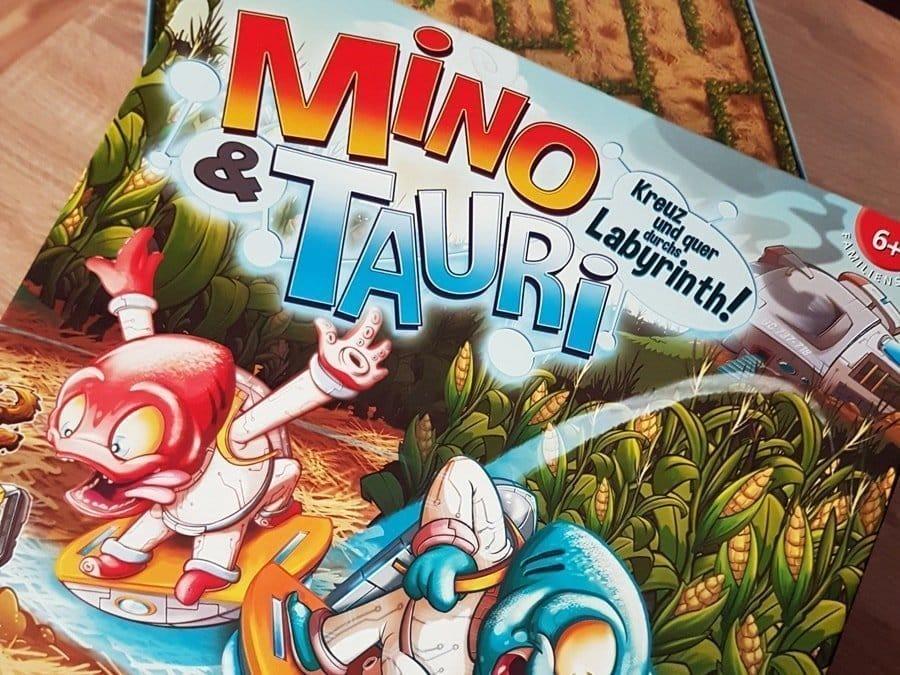 Mino & Tauri: Wenn Aliens mit dem Raumschiff im Maisfeld abstürzen 13