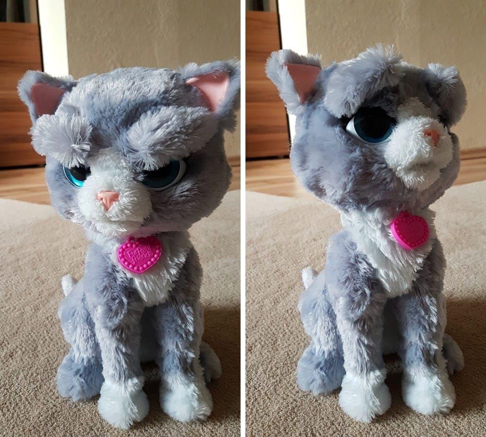 Erfahrungen mit Katze Bootsie Hasbro