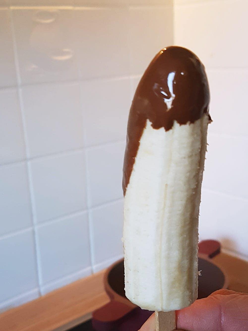 Fun Food: Bananen Pinguine mit Schokolade 28
