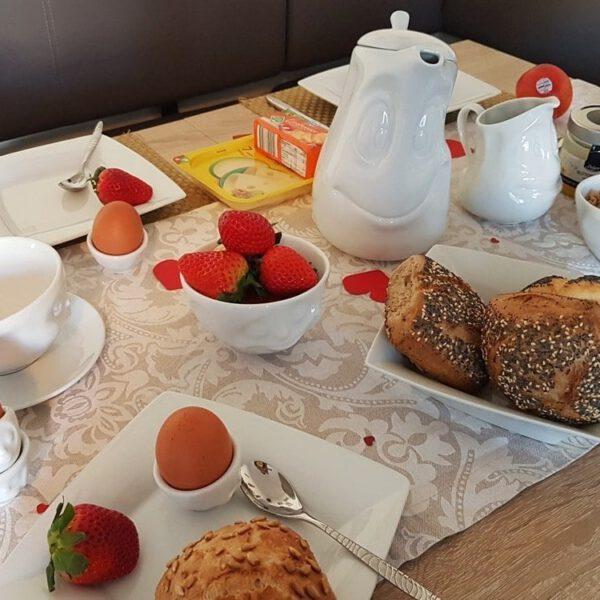 Frühstücken mit lustigen TV Tassen von 58Products