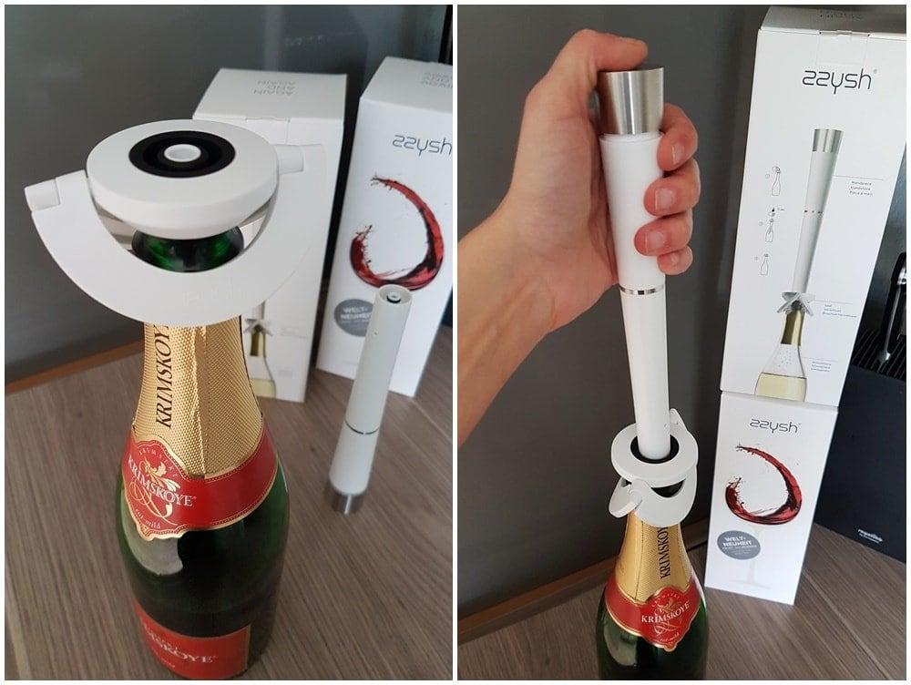 Zzysh Champagner Testbericht