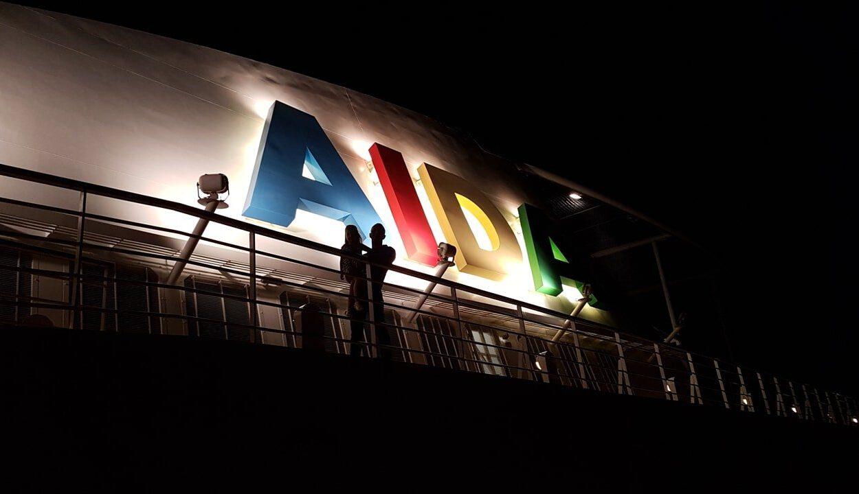 Ankunft in Barbados - Die Transatlantik Kreuzfahrt beginnt 27