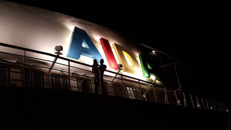 Ankunft in Barbados - Die Transatlantik Kreuzfahrt beginnt 22