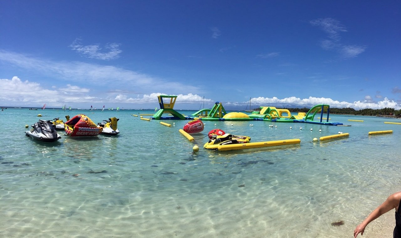 St. Lucia: Ausflug zum Rodney Bay