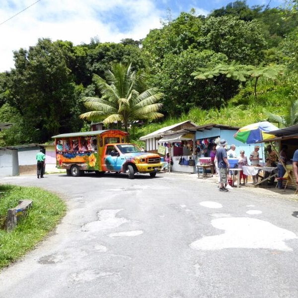 Dominica Inseltour auf eigene Faust