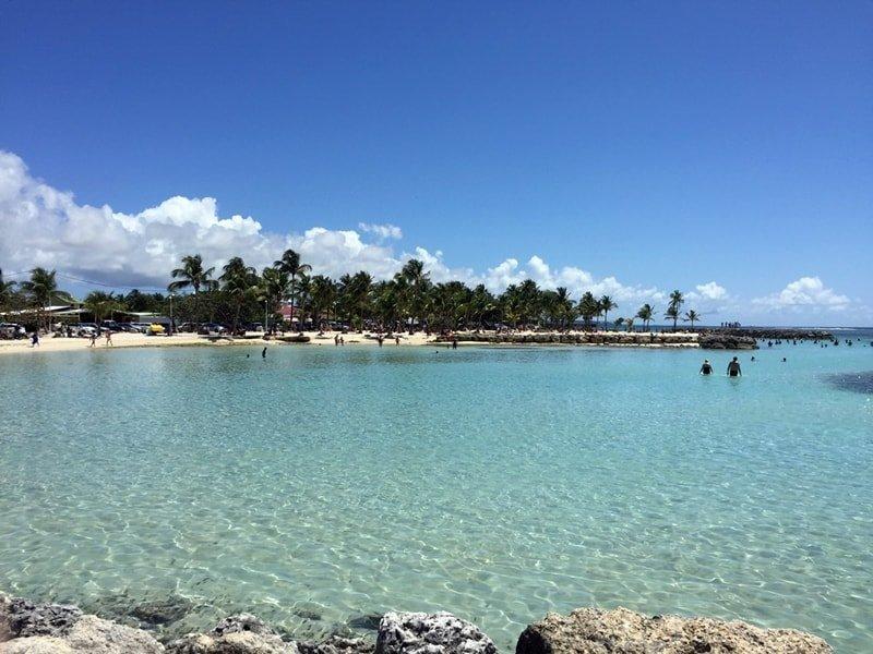 Sainte Anne Beach: Ausflug auf Guadeloupe 2