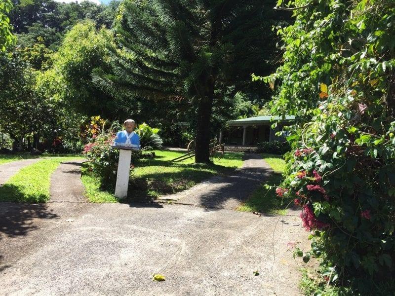 Haus von Ma Pampo: Abenteuer Inseltour Dominica Ausflug
