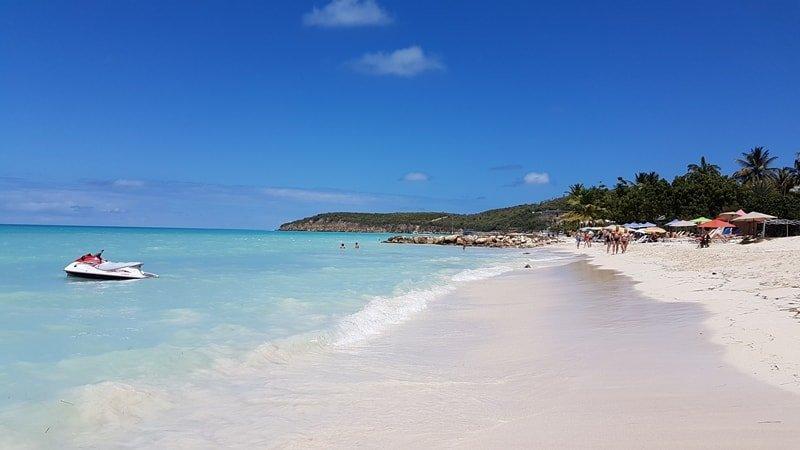 Antigua Dickenson Bay
