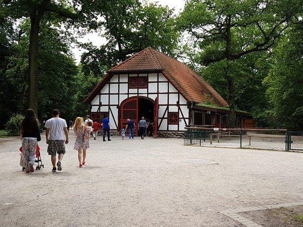 Kaisergarten Oberhausen: Familienausflug in Bildern 12