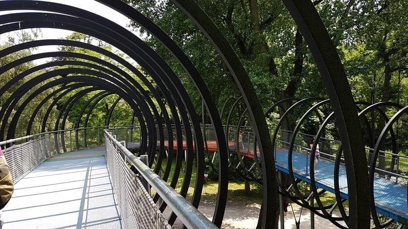 Kaisergarten Brücke